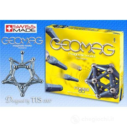 Gioco Geomag Metal 60 Pezzi