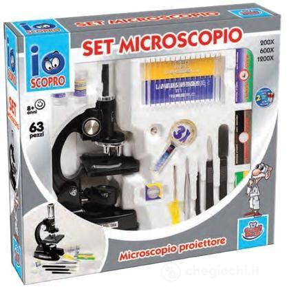 Microscopio 63 pezzi (GG75201)