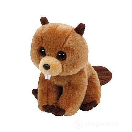 Peluche Richie - Castoro 15 cm Beanie Boo (41202)