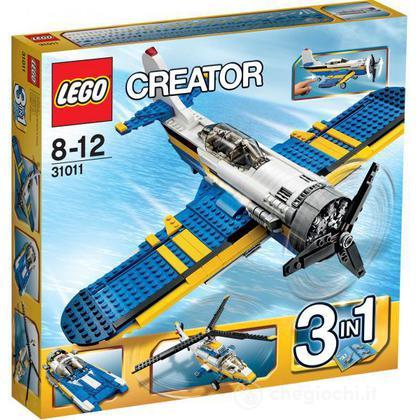 Avventure aeree - Lego Creator (31011)