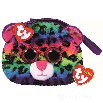 Portamonete leopardo