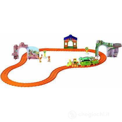 Dino Train Set Treno Delle Avventure