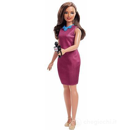 Giornalista Barbie Carriere 60 Anniversario (GFX27)
