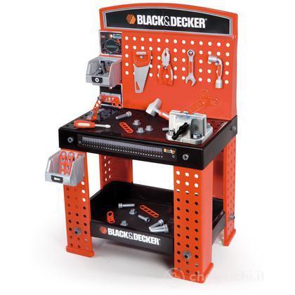 Super Banco Lavoro Black & Decker, con Trapano Elettrico
