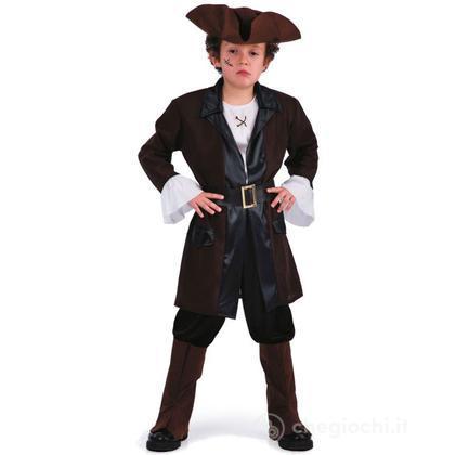 Costume Pirata In Busta taglia V (68204)