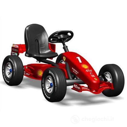 Kart A Pedali Ferrari F1 Automobiline A Pedali Berg