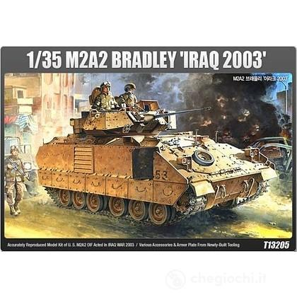 Carro Armato M2A2 BRADLEY IRAQ 2003 1/35 (AC13205)