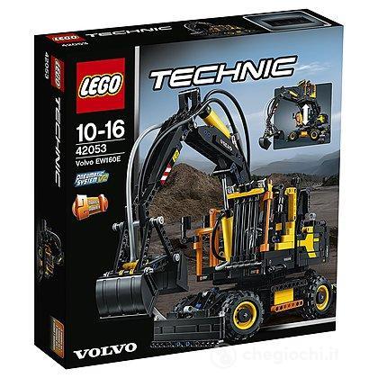Volvo EW 160E - Lego Technic (42053)