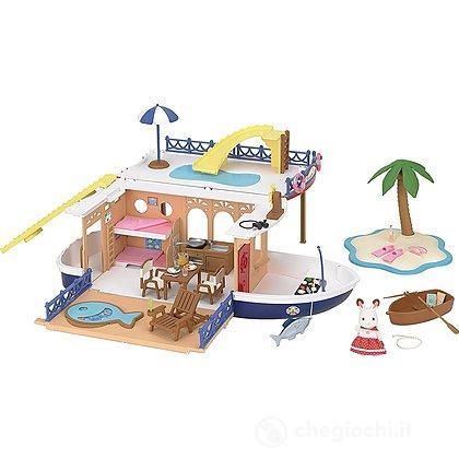 Casa galleggiante - House Boat (5206)
