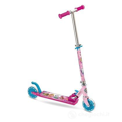 Monopattino Scooter Paw Patrol Sky e Everest