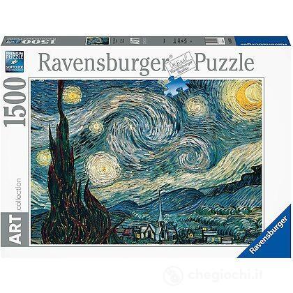 Van Gogh: Notte stellata