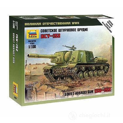 Carro armato ISU 152 1/100 (6207)