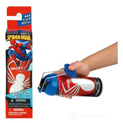 Ragnatela spray di Spider-Man