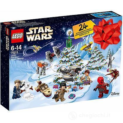 Calendario Avvento 2018 - Lego Star Wars (75213)