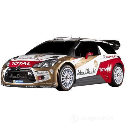 Citroen DS3 WRC 2013 Radiocomandato scala 1:10 (63207)