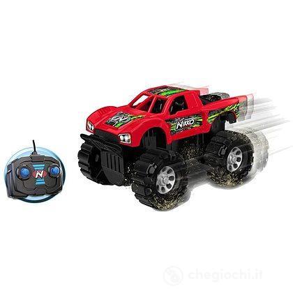 Auto radiocomandata Nikko Truck Red 1:24 (0382190)