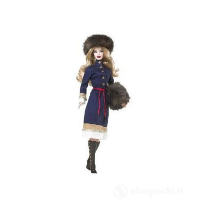 Barbie Down Russia (R4488)