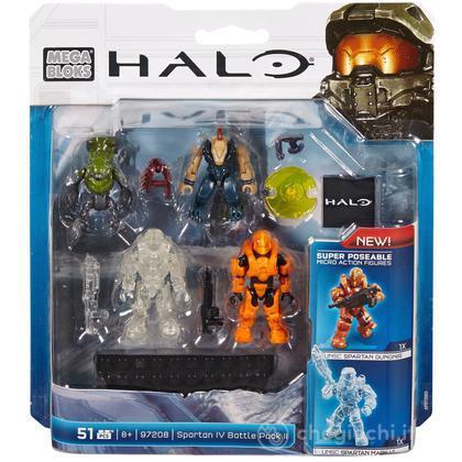 Halo Battle Pack Spartan IV (97208V)