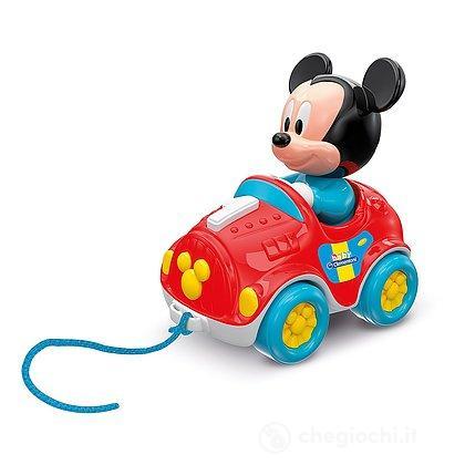 Baby Mickey Auto Trainabile (17208)