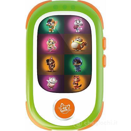 44 Gatti Baby Smartphone Led (72088)