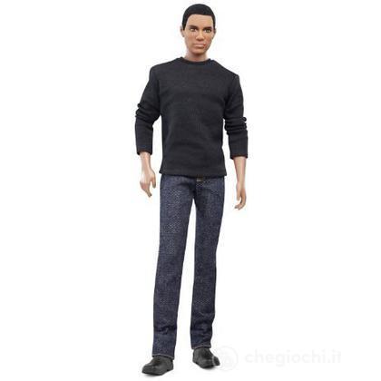 Barbie Collector Basics Ken Model n. 17 Black Label (T7751)