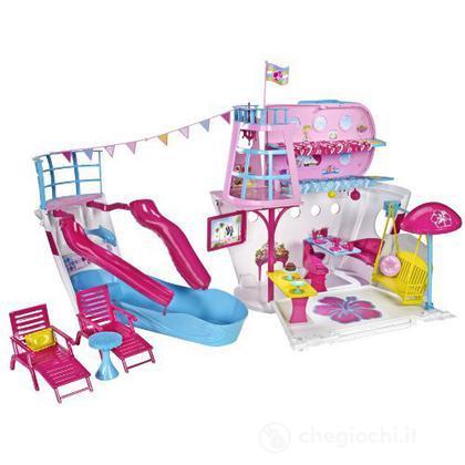 Yacht di Barbie (X3209)