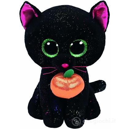 Peluche gatto nero Halloween Potion 15 cm