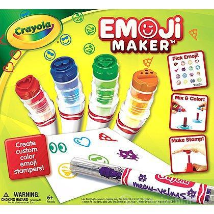 Laboratorio dei Pennarelli Super Emoji (74-7210 )