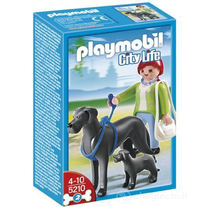 Alano con cuccioli (5210)