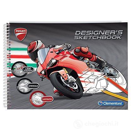 Sketchbook Ducati (15211)