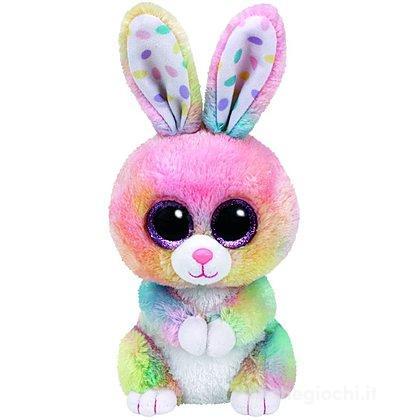 Peluche Bubby - Conigliletto multicolori 15 cm Beanie Boo (37212)