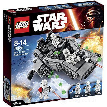 First Order Snowspeeder - Lego Star Wars (75100)