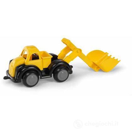 Construction - Jumbo scavatrice