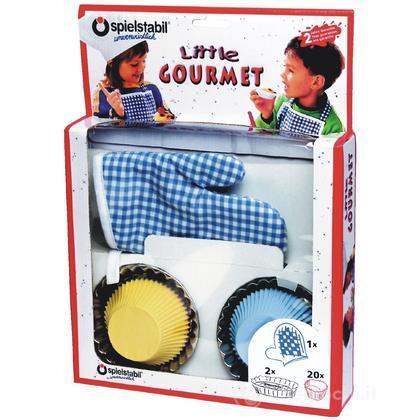 Guanti e formine da chef cucina spielstabil giocattoli - Guanti da cucina ...