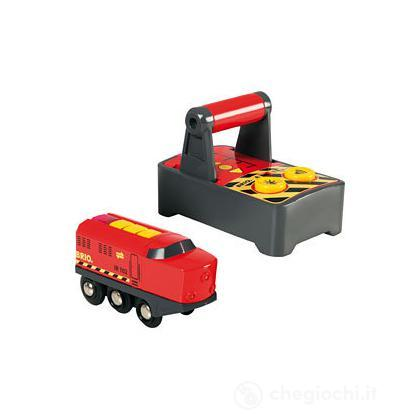 Locomotiva con telecomando (33213)