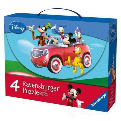Valigetta Mickey Mouse Clubhouse (07214)