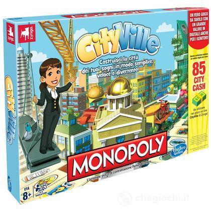 Hasbro Monopoly Cityville Cityville Hasbro Monopoly Cityville Monopoly IH9DE2