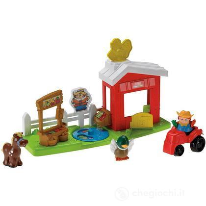 La piccola fattoria dei Little People (R6929)