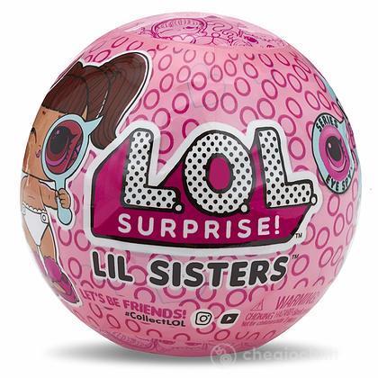 LOL Surprise Lil Sister Serie 4
