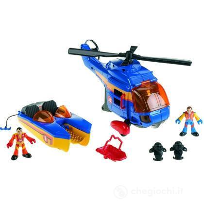I SuperVeicoli Sky Racers (W1516)