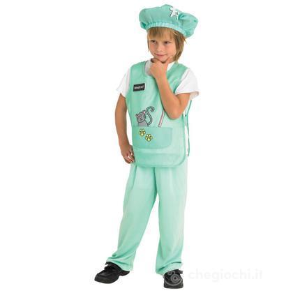 Costume veterinario taglia S (883621)
