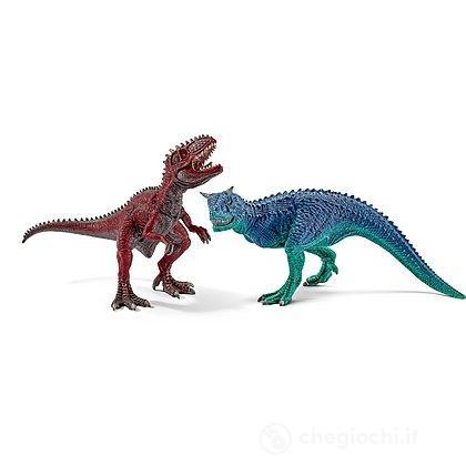 Carnotauro e Giganotosauro piccoli (42215)