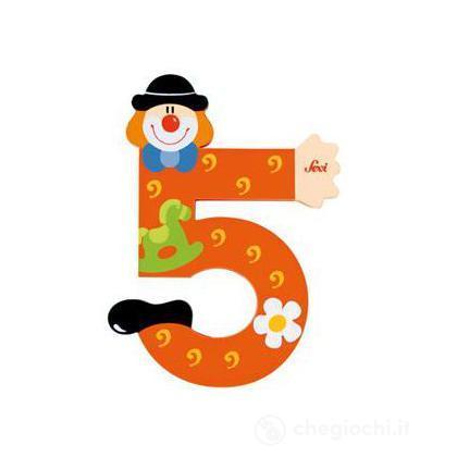 Numero 5 Clown