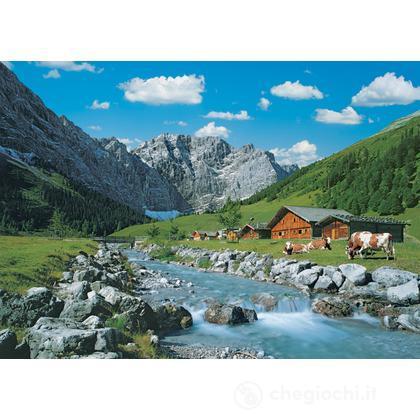 Monti Karwendel, Austria