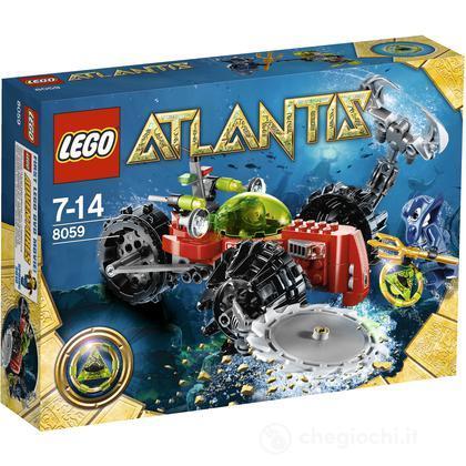 LEGO Atlantis - Predatore dei fondali (8059)