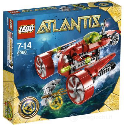 LEGO Atlantis - Turbo-Sottomarino (8060)