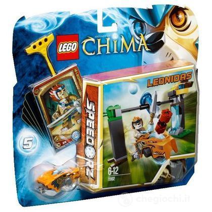 La cascata di Chi - Lego Legends of Chima (70102)