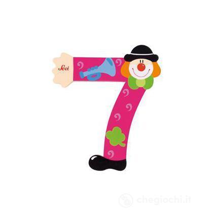 Numero 7 Clown