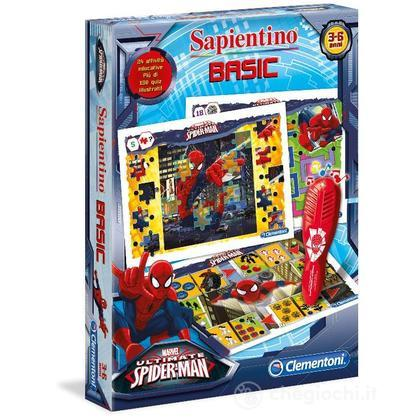 Sapientino Penna Basic Spider-Man (132170)