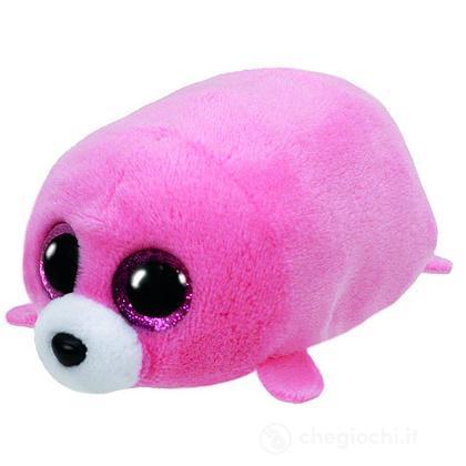 Peluche foca rosa